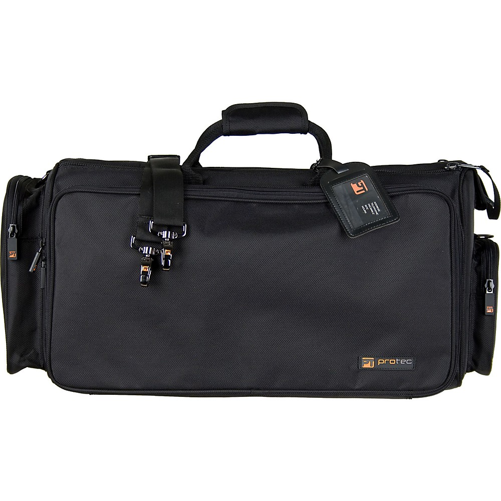 Protec C248 Deluxe Triple Trumpet Bag 1274034489789