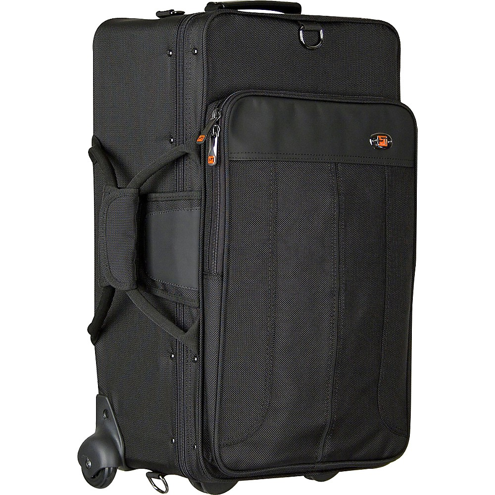 Protec Vax Trumpet Combo Case with Wheels 1274034489873