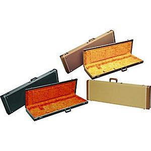 Fender Precision Bass Hardshell Case Tweed Red Plush Interior