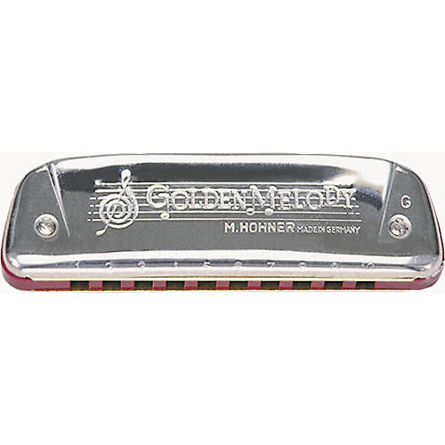 Hohner 542/20 Golden Melody Harmonica