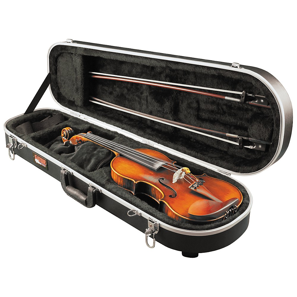 Gator Gc-Violin 4/4 Deluxe Abs Case  4/4 1274228064545