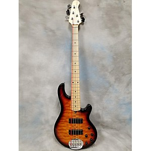 Pre-owned Lakland 55-01 Skyline Electric Bass Guitar by Lakland