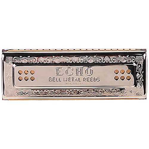 Hohner 55/80 Echo Harmonica Key of A-D