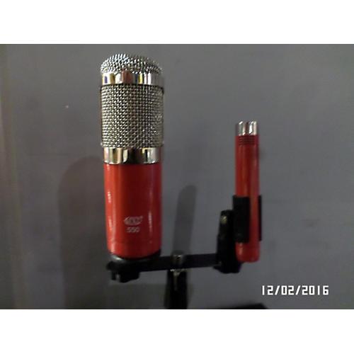 MXL 550/551 COMBO Condenser Microphone-thumbnail