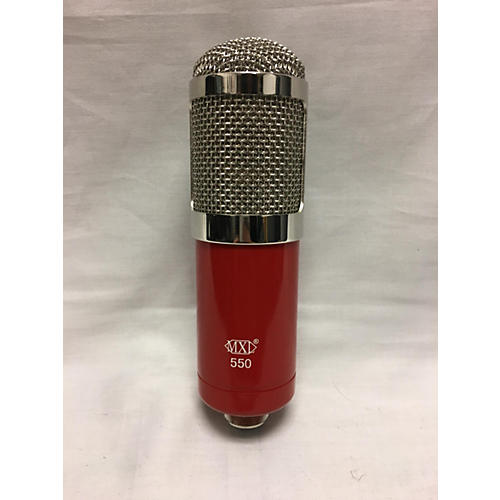 MXL 550 Condenser Microphone-thumbnail