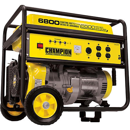 Champion Power Equipment 5500/6800 Watt Portable Gas-Powered Generator-thumbnail