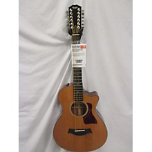 Taylor 552CE 12FRET 12 String Acoustic Electric Guitar