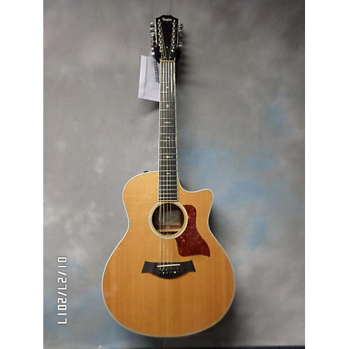 Taylor 556CE 12 String Acoustic Guitar-thumbnail