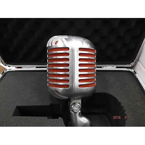 used shure 5575le dynamic microphone guitar center. Black Bedroom Furniture Sets. Home Design Ideas