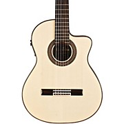 Cordoba 55FCE Flamenco Macassar Ebony Acoustic-Electric Nylon String Flamenco Guitar