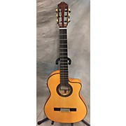 55FCE Thinbody Flamenco Classical Acoustic Electric Guitar