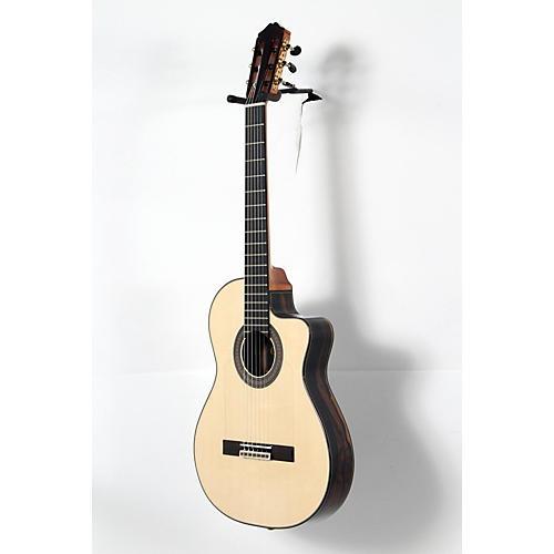 Cordoba 55FCE Thinbody Limited Flamenco Acoustic-Electric Guitar-thumbnail