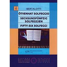 Editio Musica Budapest 56 Solfeggi