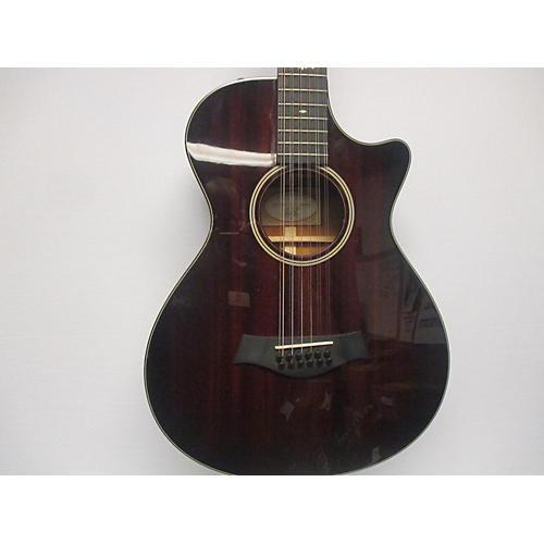 used taylor 562ce 12 string acoustic electric guitar brown guitar center. Black Bedroom Furniture Sets. Home Design Ideas
