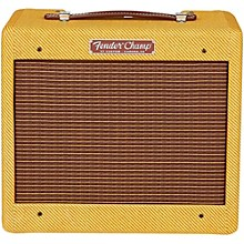 Fender '57 Custom Champ 5W 1x8 Tube Guitar Amp Level 1 Lacquered Tweed