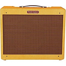 Fender '57 Custom Deluxe 12W 1x12 Tube Guitar Amp Level 1 Lacquered Tweed