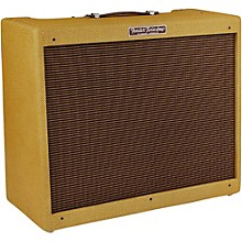 Fender '57 Custom Twin 40W 2x12 Tube Guitar Amp Level 1 Lacquered Tweed
