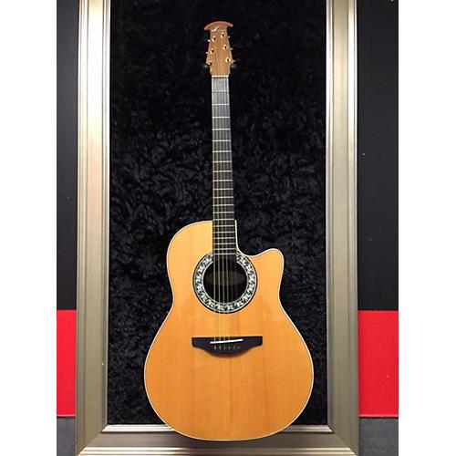 Ovation 5777-4ES Acoustic Electric Guitar