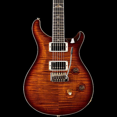 PRS 58/15 Limited Run - Artist Grade Figured Maple Top, Solid Shell Blue Purple Red Abalone Bird Inlays-thumbnail