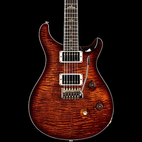PRS 58/15 Limited Run - Artist Grade Figured Maple Top, Solid Shell Dark Special Red Abalone Bird Inlays-thumbnail
