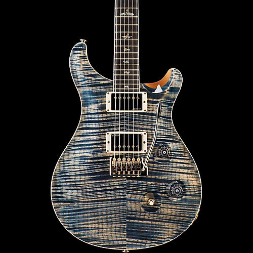 PRS 58/15 Limited Run - Artist Grade Figured Maple Top, Solid Shell Dark Special Red Abalone Bird Inlays