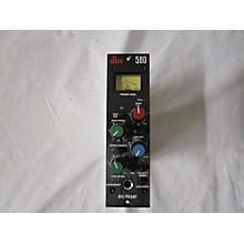 dbx 580 Rack Equipment