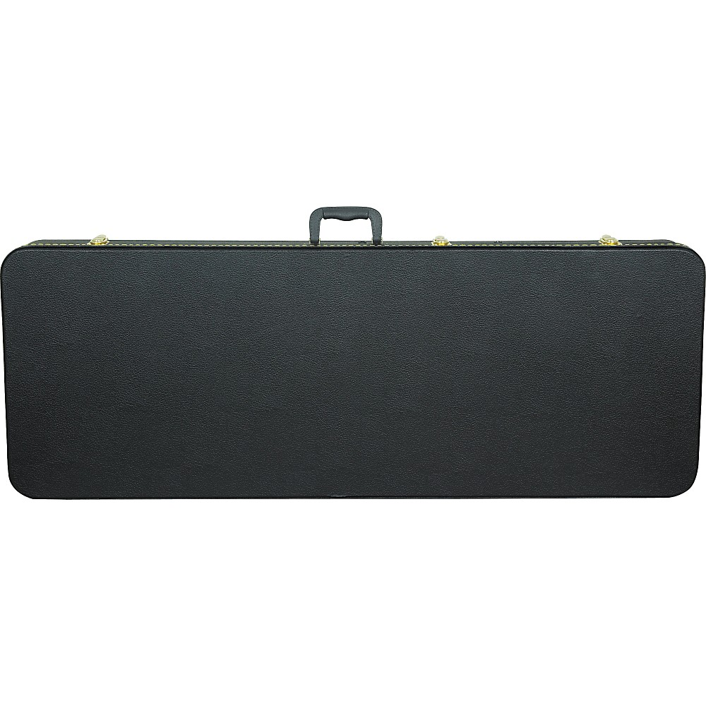 Musician's Gear EXP-Style Guitar Case Black