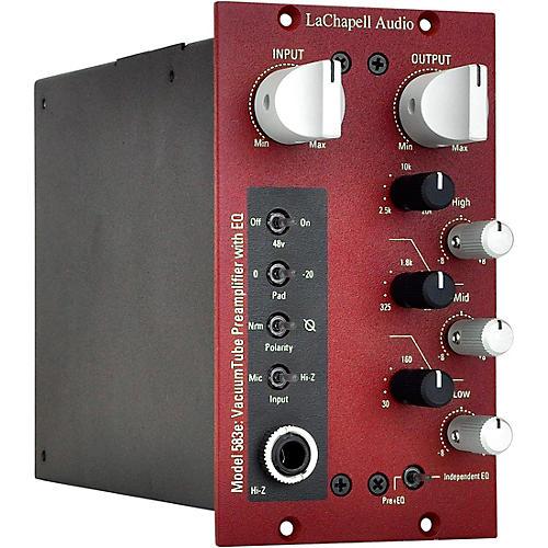 LaChapell Audio 583E 500 Series Tube Pre w/EQ-thumbnail