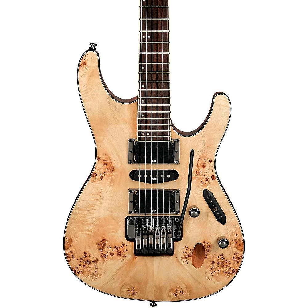Ibanez S770pb Electric Guitar Flat Natural 1275776901812