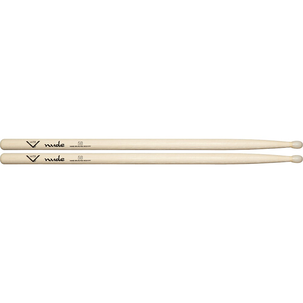 Vater Nude Series Fusion Drumsticks 5Bn Nylon 1279141555539