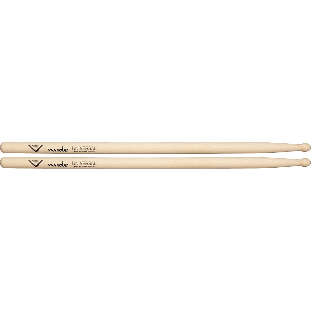 Vater Nude Series Fusion Drumsticks Universal Wood 1279141555551