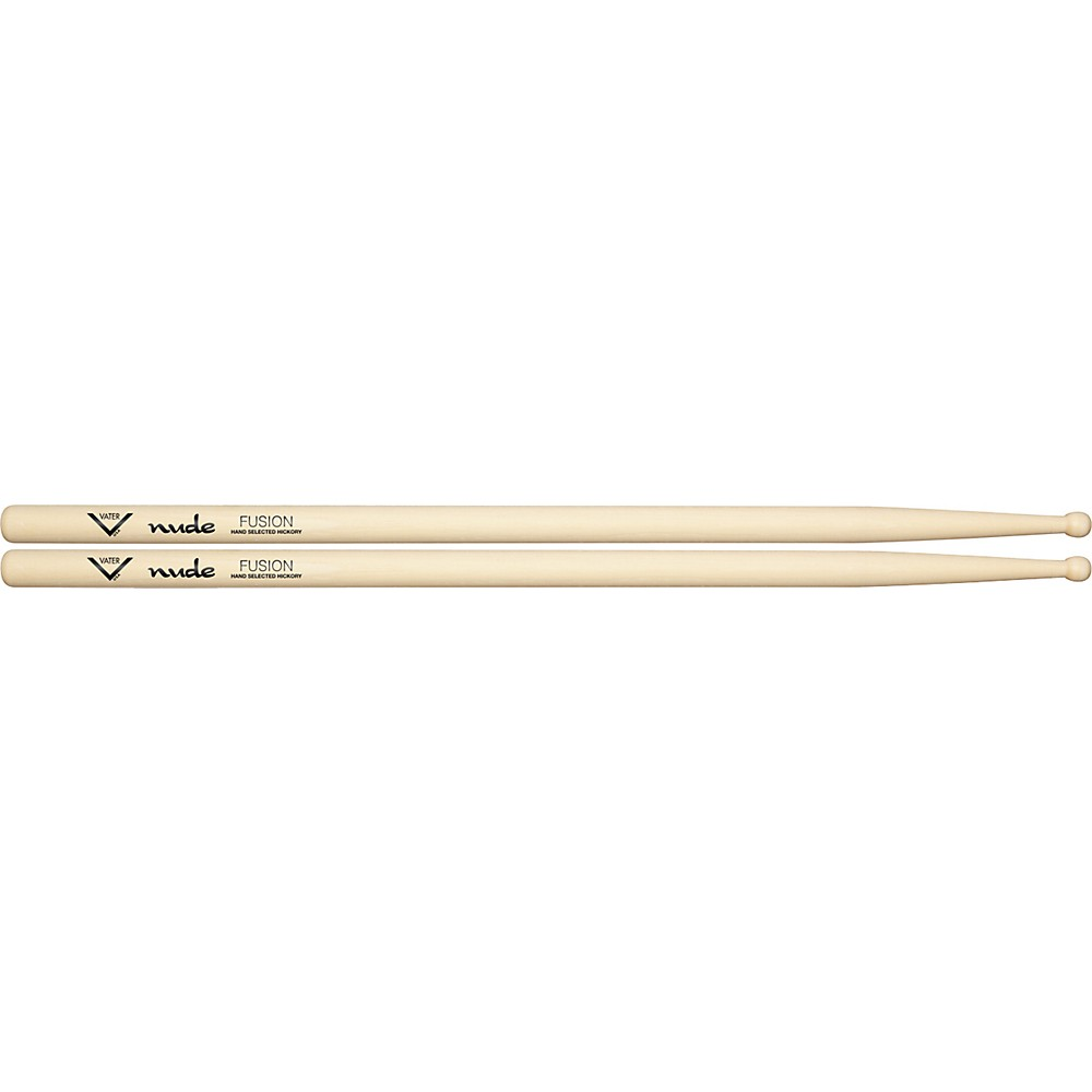 Vater Nude Series Fusion Drumsticks Wood 1274115051599