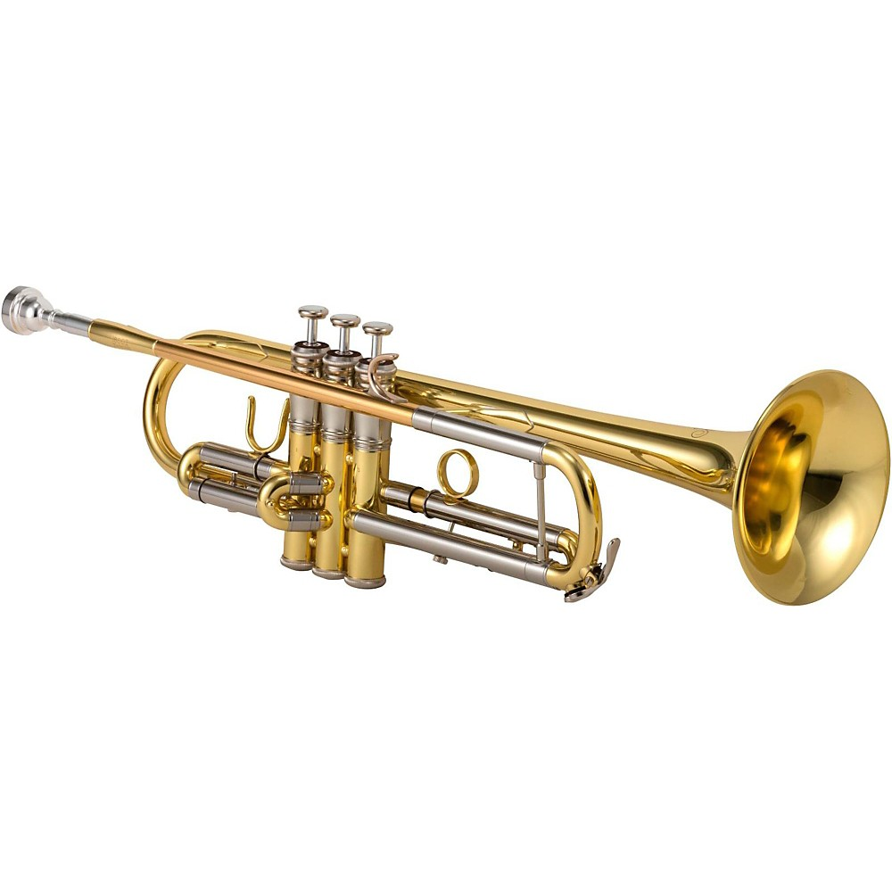 XO 1600I Professional Series Bb Trumpet 1600I Lacquer 1274034481393