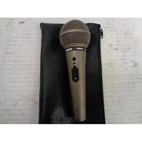 Shure 588SD Dynamic Microphone