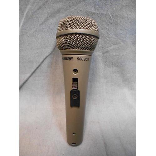 Shure 588sdx Dynamic Microphone