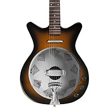 Danelectro '59 Acoustic-Electric Resonator Guitar Level 1 Tobacco Sunburst