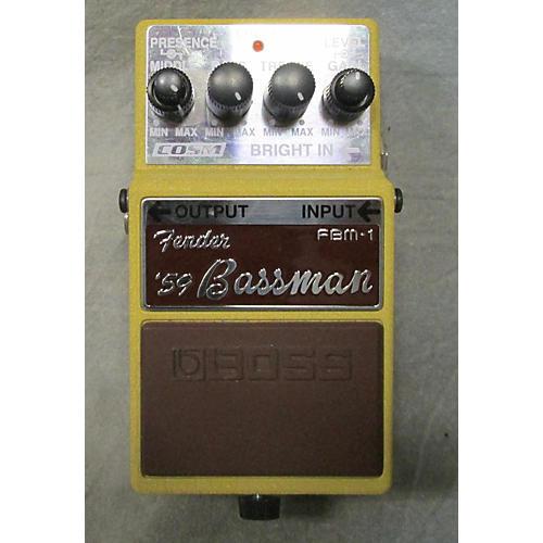 Fender '59 Bassman Effect Pedal