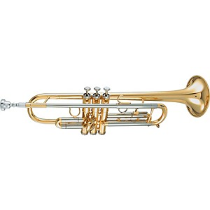 Getzen 590-S Capri Intermediate Bb Trumpet with Saddle by Getzen