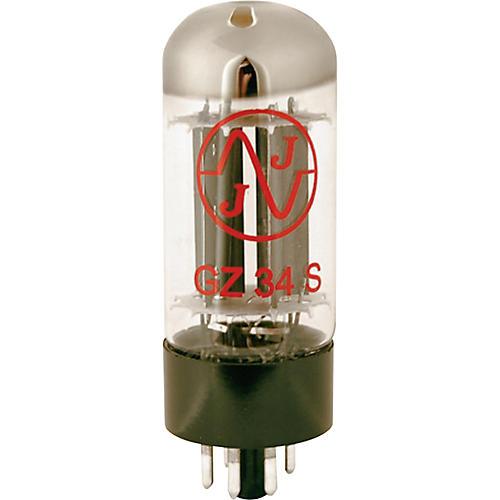 JJ Electronics 5AR4 / GZ34 Rectifier Vacuum Tube-thumbnail