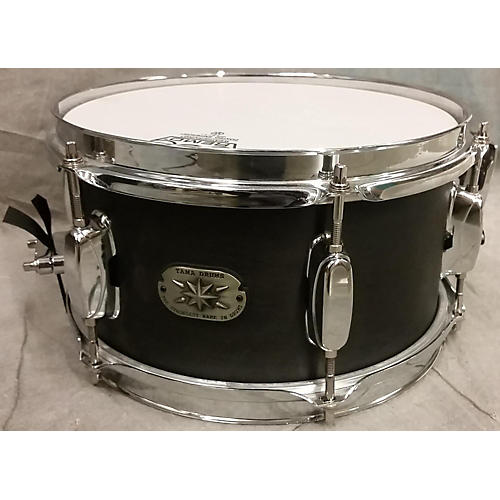 Tama 5X10 Starclassic Snare Black Satin Drum