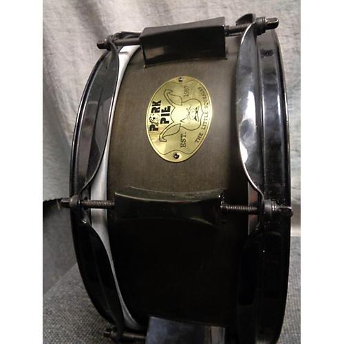 Pork Pie 5X12 Little Squealer Snare Satin Black Drum