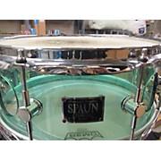 Spaun 5X13 Acrylic Vented Drum