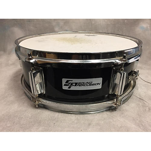 Sound Percussion Labs 5X13 Black Snare Drum-thumbnail