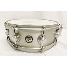 DW 5X13 Collector's Series Aluminum Snare Drum