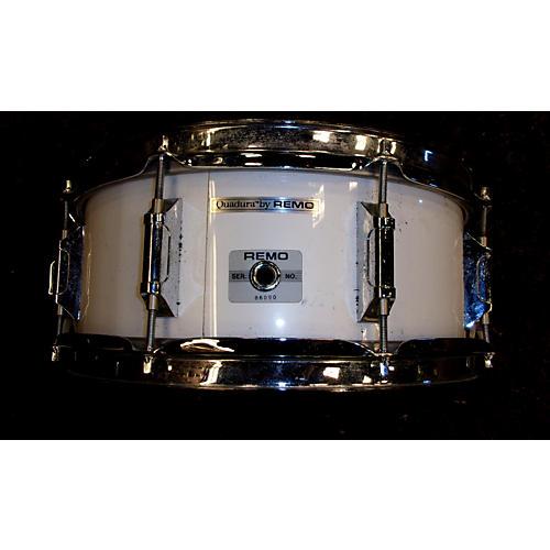 Remo 5X13 Quadura Drum
