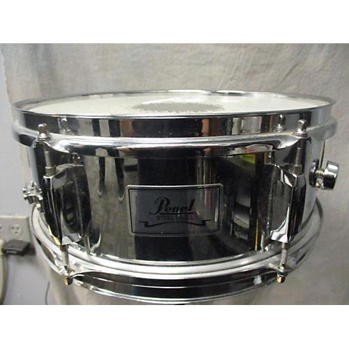 Pearl 5X13 Steel Shell Drum