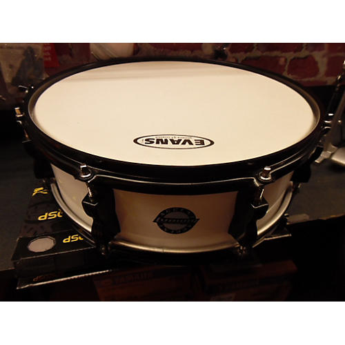 Ludwig 5X14 Accent CS Snare Drum White 8