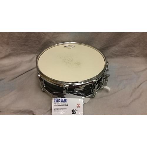 Ludwig 5X14 Acrolyte Rocker Black Galaxy Drum-thumbnail