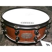 Dixon 5X14 Artisan Zebrawood Snare Drum