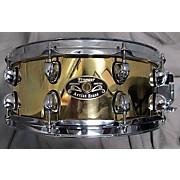 Premier 5X14 Artist Brass Snare Drum Drum